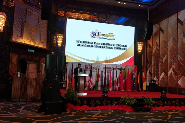Education Ministry presentsRumah Belajar to ASEAN countries