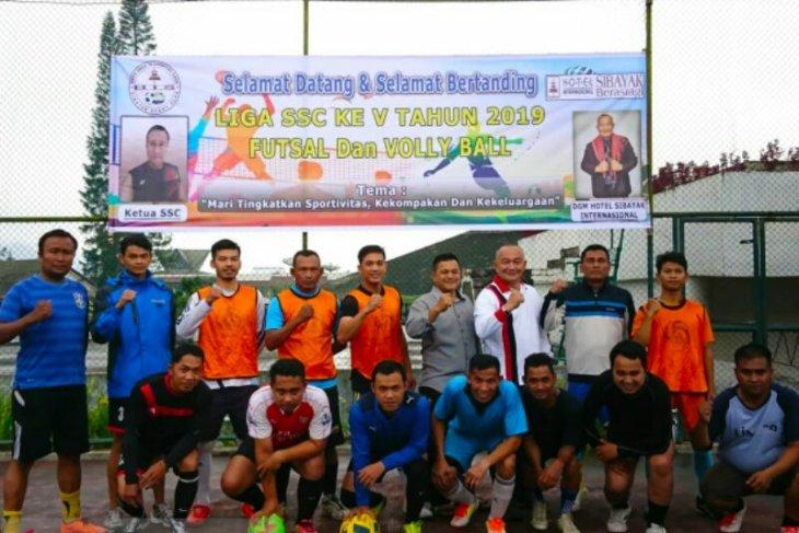 Hotel Internasional Sibayak Berastagi gelar Liga SSC V 2019