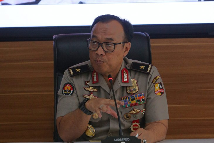 Polri: Keberadaan Koopsus tidak kurangi peran Densus 88 berantas terorisme