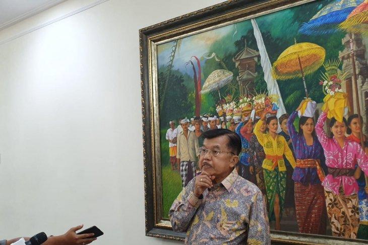 Wapres: pertemuan Jokowi-Prabowo-Megawati itu bagus untuk dinginkan politik