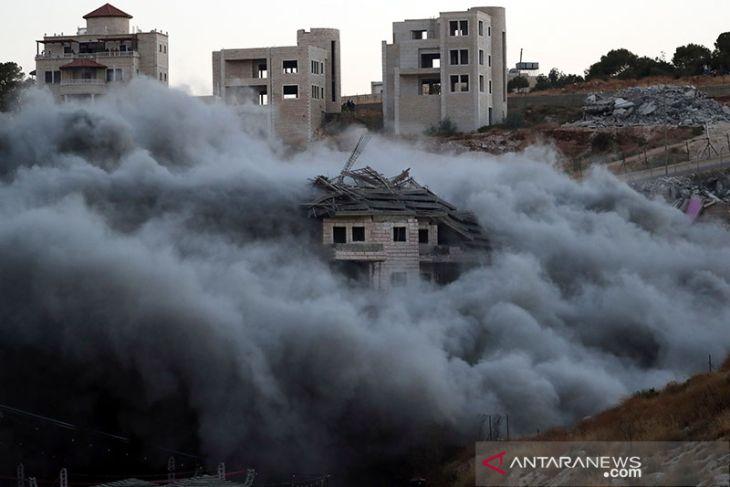 Indonesia kecam Israel yang hancurkan perumahan Palestina