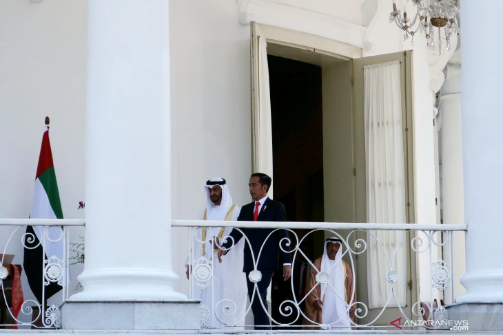 Indonesia, UAE agree to intensify cooperation in 12 sectors