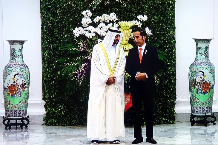 Jokowi, Sheikh Mohamed have a great relationship: Foreign Minister