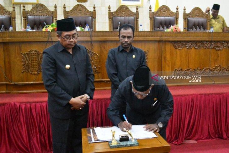 Bupati Aceh Barat targetkan pengesahan APBK 2020 lebih cepat tahun  ini