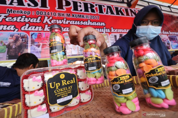 Festival kewirausahaan pekerja migran Indonesia