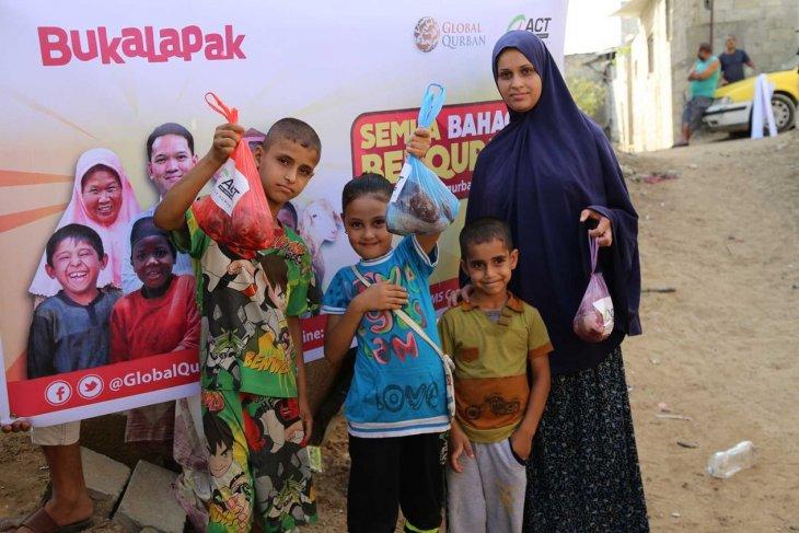 ACT gandeng berbagai e-commerce dalam program Global Qurban