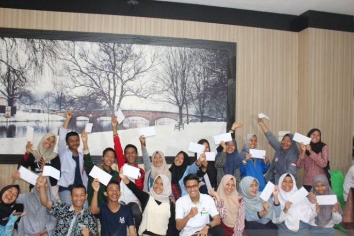 Tiga siswa berkebutuhan khusus gabung program Siswa Mengenal Nusantara