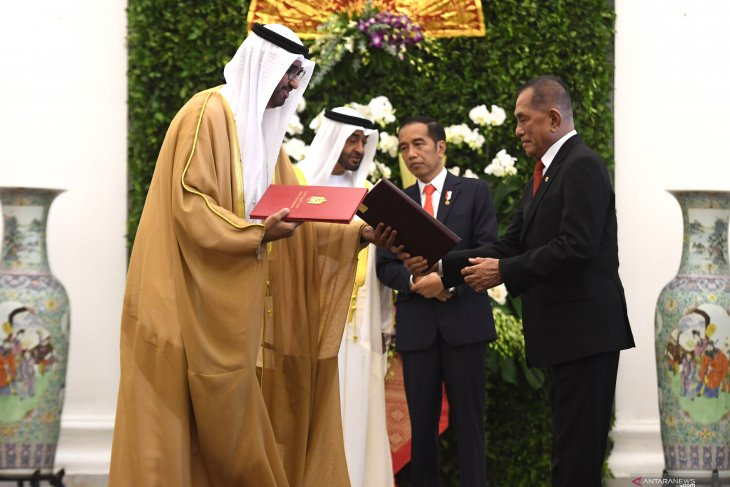 Indonesia, UAE strengthen cooperation in several industrial sectors