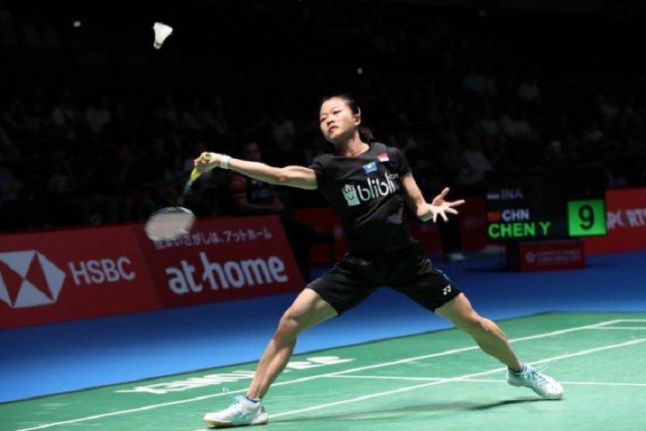 Denmark Open - Fitriani kandas di babak pertama