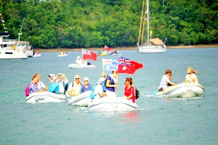 Bupati Malra buka Wonderful Sail To Indonesia di ohoi Debut