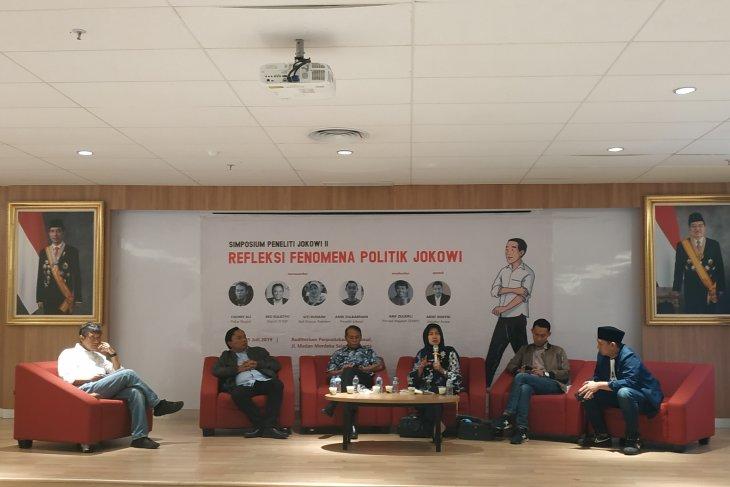 Pengamat: tugas berat Jokowi membuat politik jadi egaliter