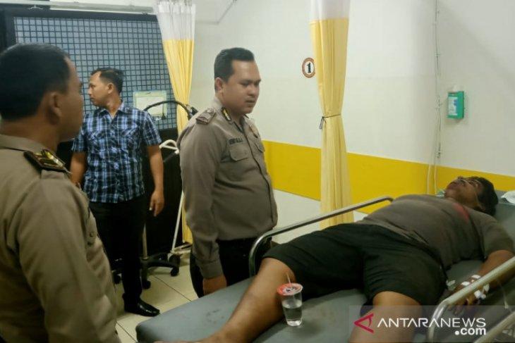 Pelaku penganiayaan di wilayah Banteng ditangkap