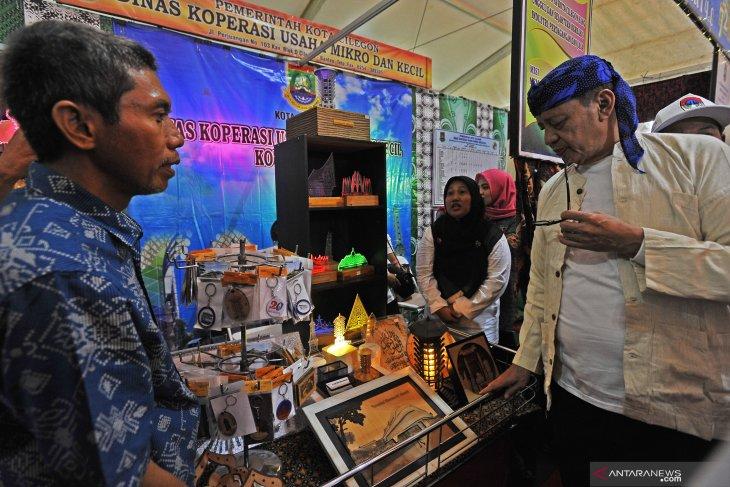 Hari Koperasi di Banten Lama promosikan hasil revitalisasi