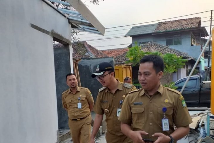 Kampung tematik Kota  Tangerang dilengkapi  toilet umum