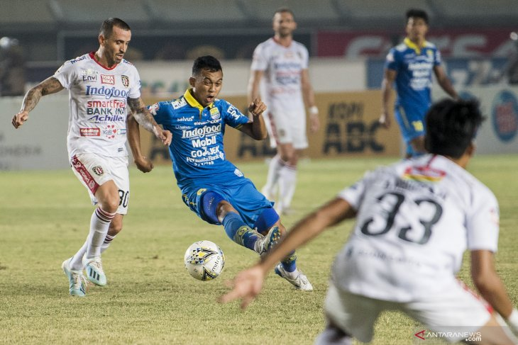 Gelandang Persib Abdul Aziz yakin raih tiga poin lawan Borneo FC