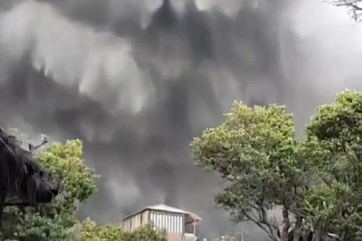 PMI siagakan personel respon erupsi Gunung Tangkuban Parahu
