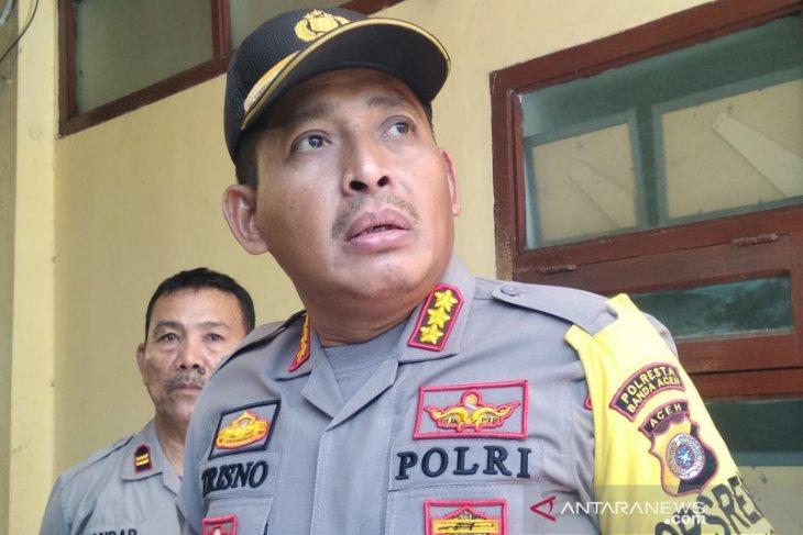 Kepala Dinas Pendidikan Aceh ditempeleng seseorang usai dari O2SN