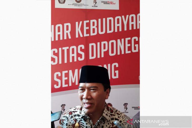 Rektor Undip didampingi tujuh advokat Ansor hadapi gugatan Prof Suteki