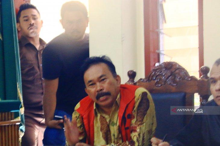 Bonaran Situmeang menjadi pengacara prodeo di Lapas Tukka