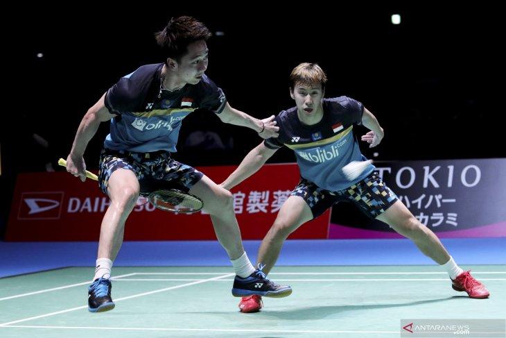 Minions juara ganda putra Fuzhou