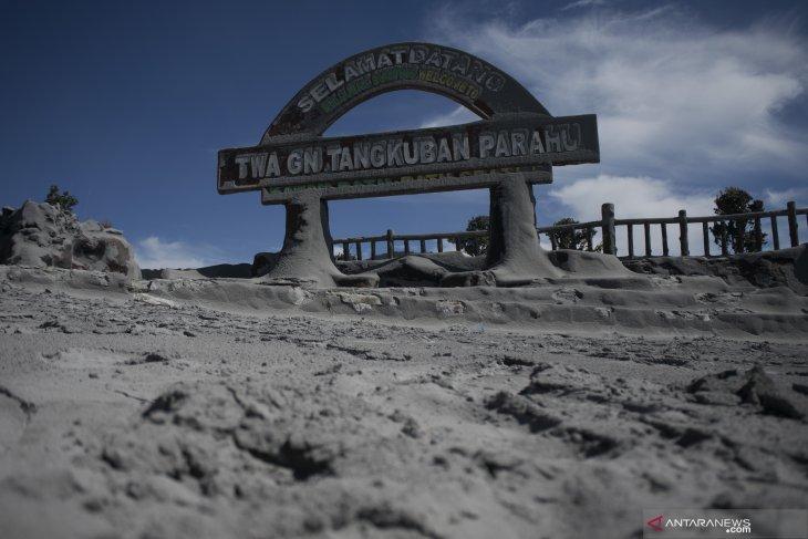 Ridwan Kamil: jangan sebar hoaks erupsi Tangkuban Parahu