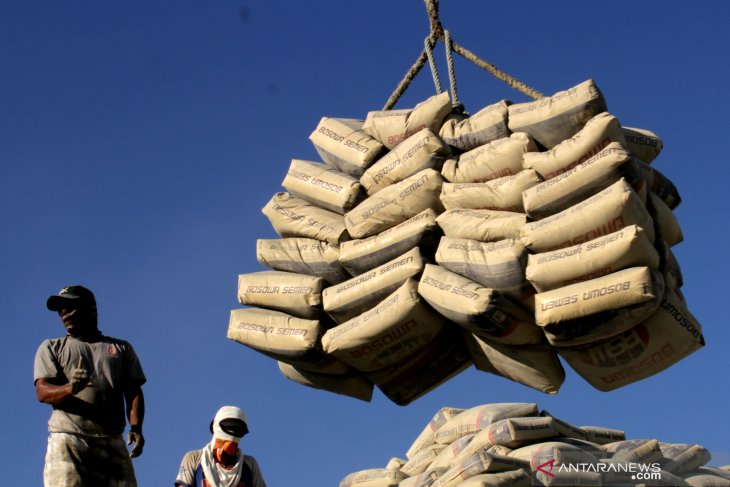 Semen Indonesia bukukan kenaikan pendapatan 22,9 persen