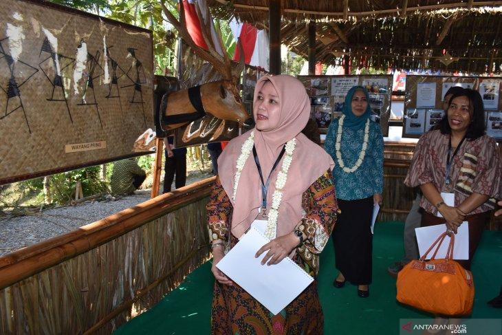 Lomba desa tingkat Jawa-Bali
