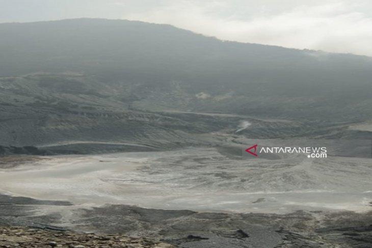 Wisata alam Gunung Tangkuban Perahu masih ditutup