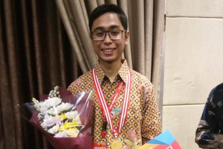 Mahasiswa UI meraih juara utama Pilmapres Nasional