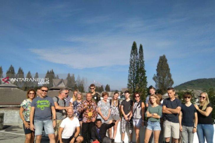 Wisata Gunung Api di Berastagi semakin diminati wisatawan