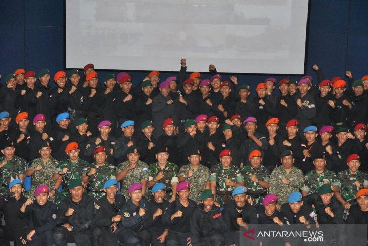 TNI-ATM  kerja sama penanggulangan teroris