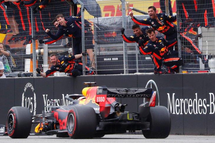 Verstappen peringatkan Red Bull jangan