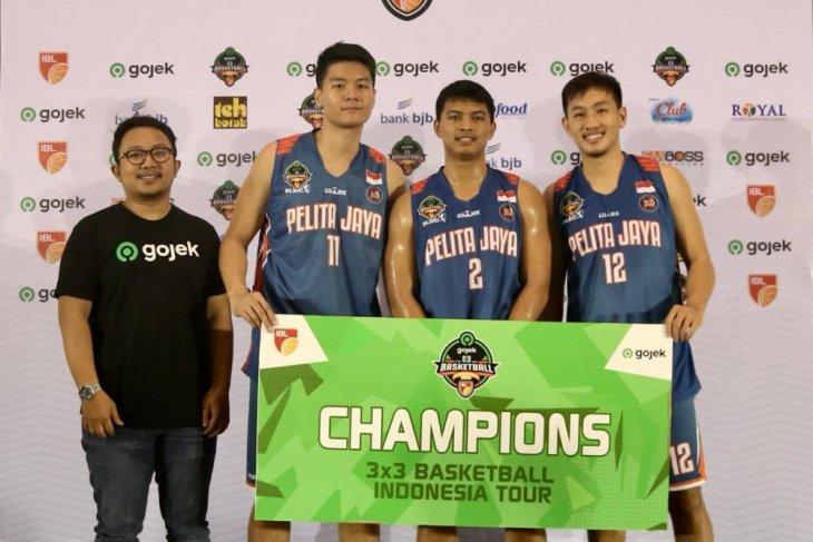 Pelita Jaya juarai IBL 3x3