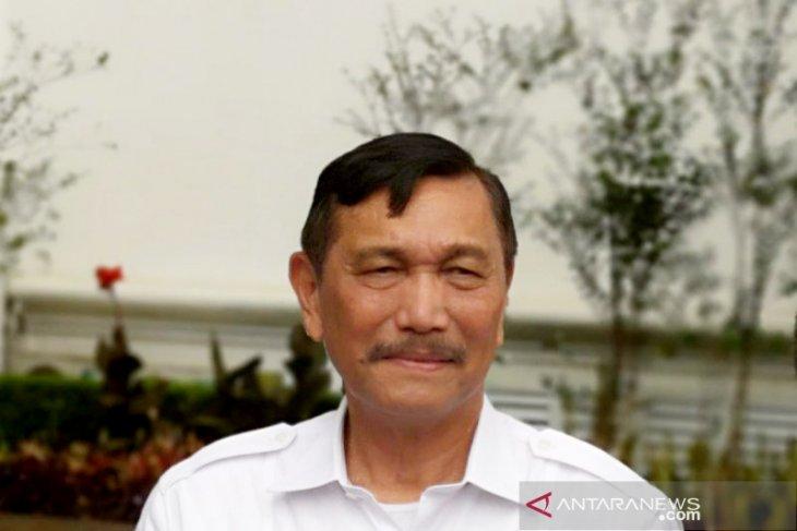 Menko Luhut tegaskan bantuan asuransi China sebatas saran