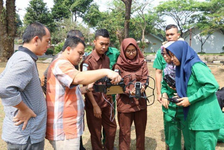 Polbangtan Bogor gelar pelatihan drone menuju pertanian digital