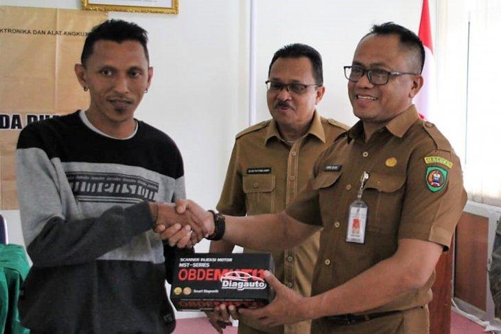 Kementerian Perindustrian bantu peralatan bengkel lima IKM di Ambon
