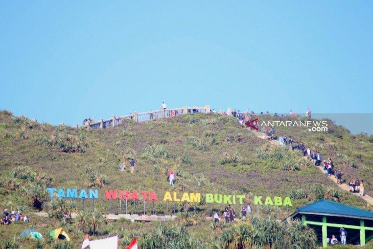 BKSDA tidak batasi jumlah pendaki Bukit Kaba
