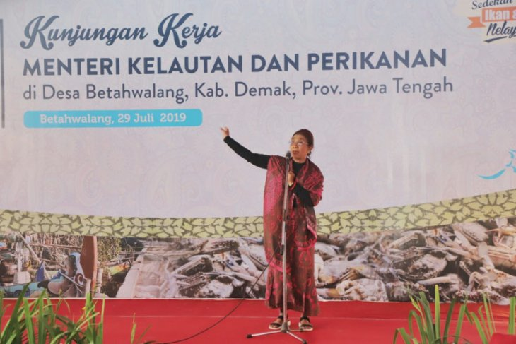 Menteri Susi tidak tepati Janji Rp4 triliun bagi Maluku realisasikan LIN