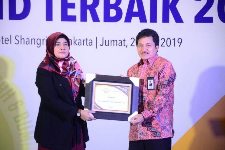 Bank Sumut raih penghargaan kinerja BPD terbaik kategori aset
