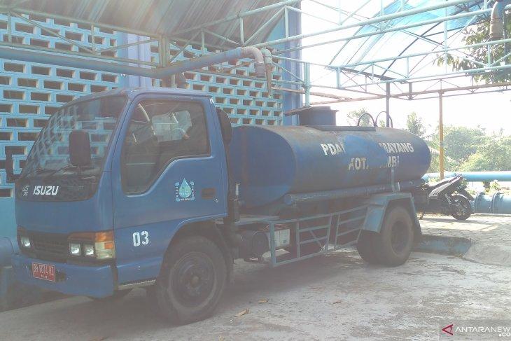 Air baku PDAM Jambi aman pascapenyesuaian pompa dengan ketinggian Sungai Batanghari