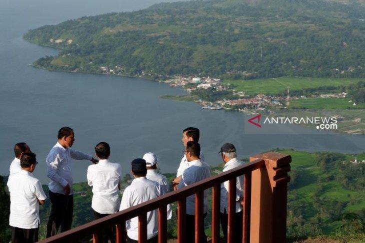 Danau Toba menuju destinasi wisata kelas dunia