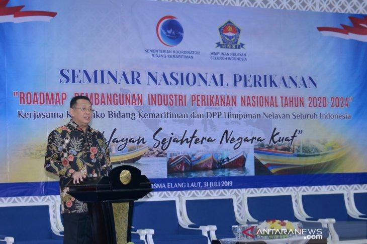Ketua DPR ingatkan manfaatkan potensi ZEE untuk rakyat
