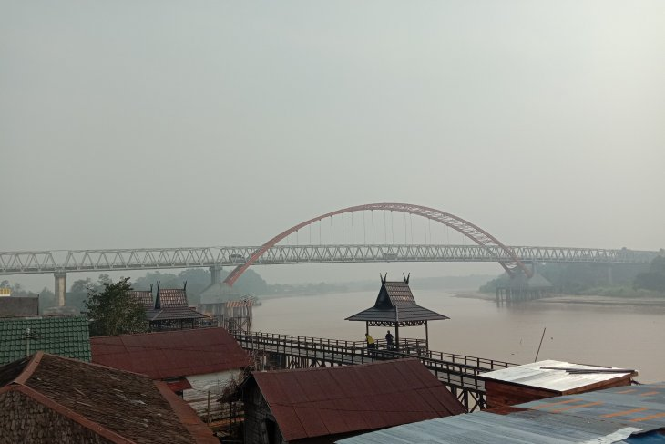 Melihat kesiapan Kalimantan Tengah menjadi calon ibu kota baru