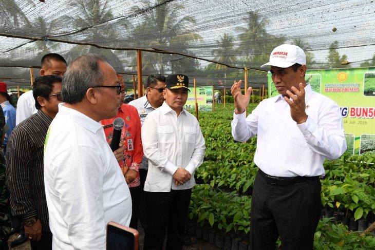 Nilai ekspor produk pertanian naik berlipat