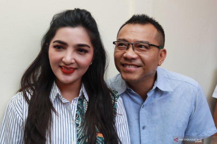 Penyanyi Ashanty Hermansyah digugat pengusaha kosmetika
