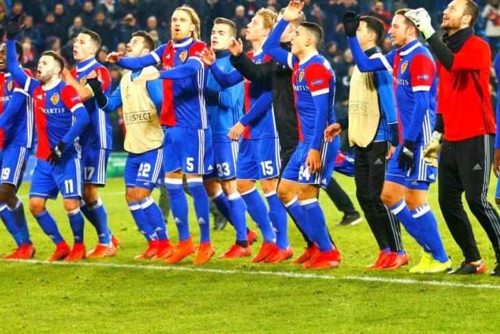 Basel kalahkan PSV, Celtic dan APOEL lolos Liga Champions