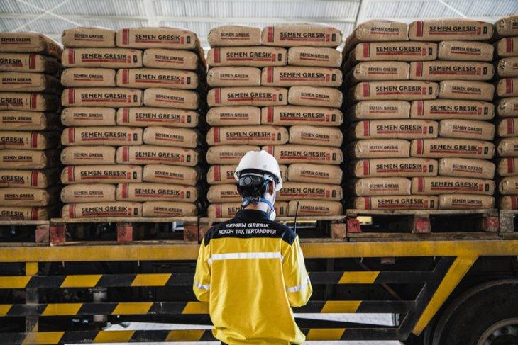Semen Indonesia catat volume penjualan 13,49 juta ton