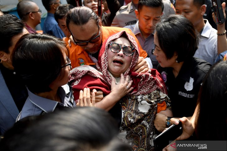 Pemasok narkoba untuk pelawak Nunung ditangkap