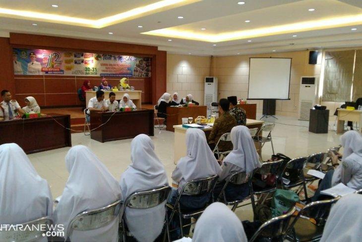 Pelajar SMA/SMK se-Kota Tangerang adu wawasan perkoperasian