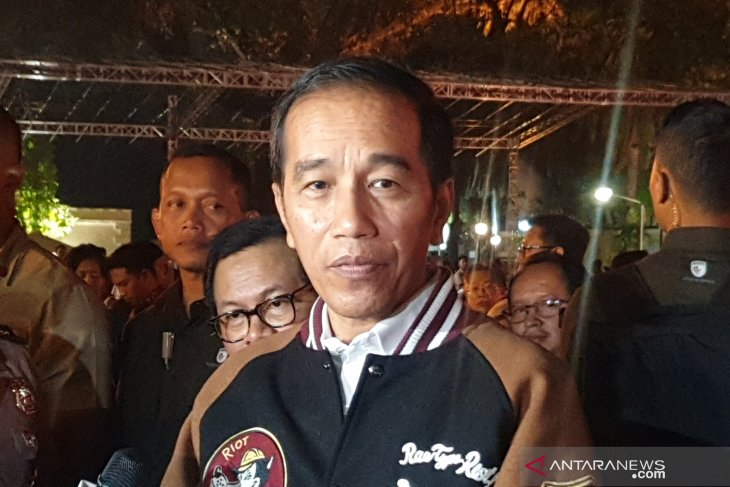 Presiden intruksikan petugas cepat tanggulangi dampak gempa Banten